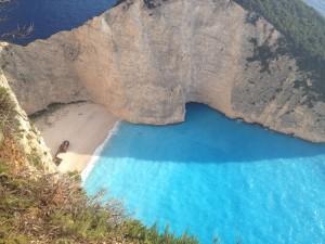 ギリシャのビーチ
