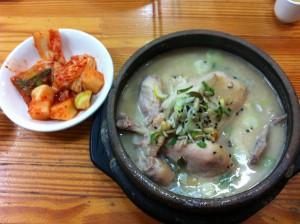 misa.k 20150203参鶏湯